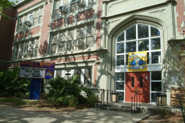 Sophie B. Wright Charter School